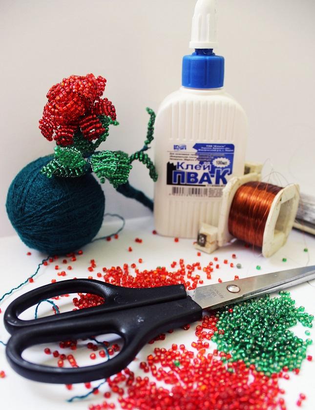 Материалы для плетения из