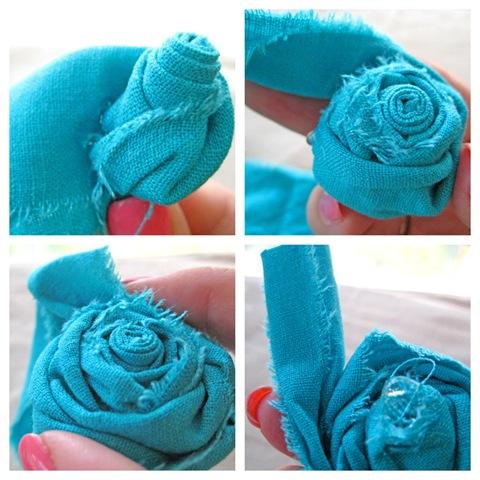 Как сделать самой лепестки роз