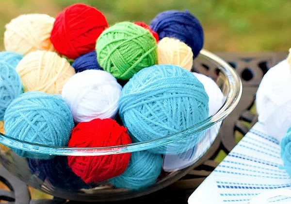 различные виды пряжи для вязания 101handmade