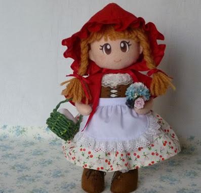 Куколка своими руками для начинающих